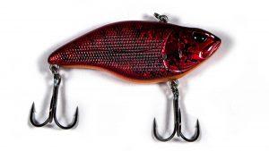 Spro Aruku Shad in Red Crawfish